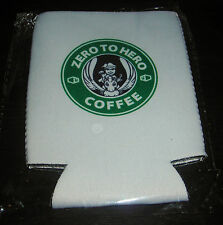 1 UP BOX ZERO TO HERO COFFEE CUP COZY