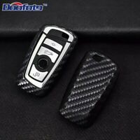 BMW Carbon Key Cover Case Pouch Protector Model F20 F21 F30 F31 F10 1 3 4 Series