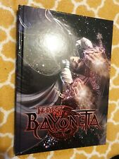 The Eyes of Bayonetta: Art Book & DVD Hardcover Very Good condition