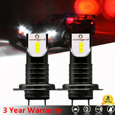 55W H7 Car LED Headlights Bulbs 26000LM DRL Driving Auto Conversion Lamp Kit