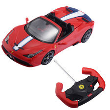 1:14 Ferrari 458 Speciale A Licensed Radio Remote Control RC Car Christmas Gift
