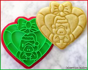 Platypus Christmas Cookie Cutter Australian Animals Baking Supplies Fondant Tool