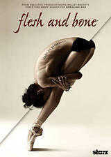 Flesh And Bone Sn1, New DVD, Sarah Hay, Sascha Radetsky, Ethan Stiefel, Emily Ty