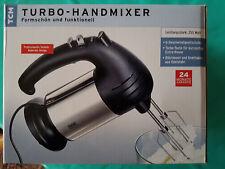 Handrührgerät NEU & OVP, Handmixer zum Kneten und Rühren, Turbo