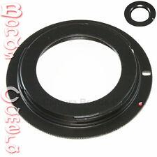 M42 lens to Canon EOS EF Mount Adapter black 5D II III 6D 7D 70D 650D 700D CA
