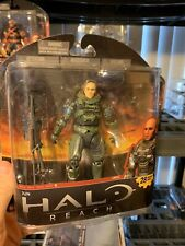 Halo Reach Series 6 Jun (No Helmet) Figure