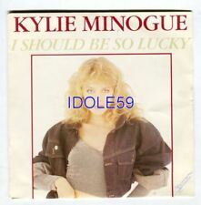 Disques vinyles singles Kylie Minogue