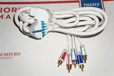 Monster Cable Nintendo Wii Component Video Cable HD 1080P Thick Double Shielding