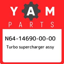 N64-14690-00-00 Yamaha Turbo supercharger assy N64146900000, New Genuine OEM Par
