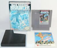 Bad Street Brawler NES Nintendo Complete In Box Authentic & Tested! Works Great!