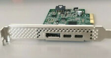 Dell Full Height PCI-E 4x Express USB 3.1 Type-C Ports Display IN DPWC500 8DTHW
