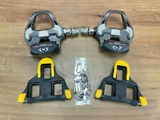 Shimano Ultegra PD-R8000 Road Bike Pedals Steel Spindle 247g With Cleats