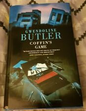 Coffin's Game Gwendolyn Butler First Edition Signed Book