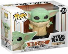 "FUNKO POP! STAR WARS: Mandalorian - The Child ""Baby Yoda"" Funko Pop! Toy - MINT"