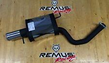 REMUS Audi A4 Axle-Back Sport Exhaust System 2.0L 1.9L TDI