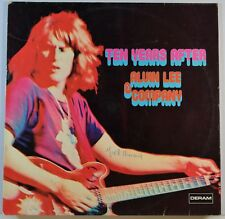 Ten Years After Alvin & Company 33T LP france french pressing 258.053 B