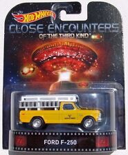 HOT WHEELS 2015 RETRO CLOSE ENCOUNTERS OF THE THIRD KIND FORD F-250