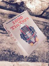 1000 TIN TOYS BOOK Teruhisa Kitahara - TASCHEN -  OLD STORE STOCK NEAR MINT