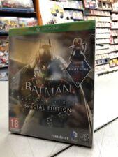 Batman Arkham Knight Metal Box Edition Ita XBox One NUOVO SIGILLATO