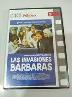Las Invasiones Barbaras Denys Arcand - DVD Nuevo