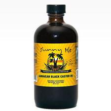 Sunny Isle Jamaican nero olio di ricino regolari 8oz - 236ml