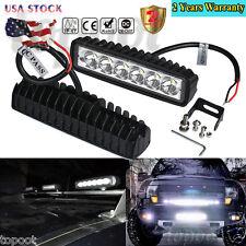 Super Bright CREE 18W LED Car SUV Truck Work Light Offroad Driving Fog Spot Lamp