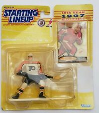 NIB Starting Line Up '97 Philadelphia Flyers NHL Paul Coffey Hockey Collectible