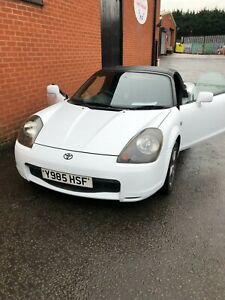 MR2 ROADSTER VVTI 2001