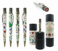 Retro 51 Tornado Popper Holiday Cheer Rollerball Pen, Ltd Ed, Sealed and #'d