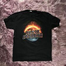 Black Sabbath The End 2016 Tour T-Shirt Size XL
