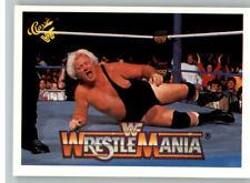 1990 Classic WWF WWE History of Wrestlemania #90 Bobby Brain Heenan