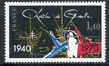 TIMBRE FRANCE NEUF N° 2114 ** CHARLES DE GAULLE