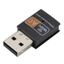 5G USB Dual Band Wireless Adapter 600Mbps Netzwerk Wifi Empfänger
