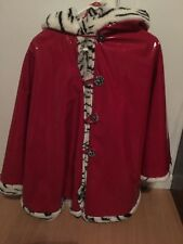 Designed women winter cape