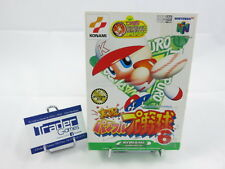 Jikkyou Powerful Pro Baseball 6, Nintendo 64 , Japanese Version COMPLETE
