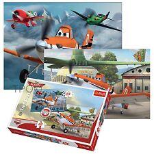 Trefl 2 en 1 24+48 Piezas Chicos Niños Disney Aviones Dusty VOLADOR