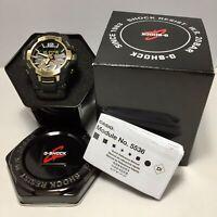 Casio G-Shock GRAVITYMASTER GR-B100GB-1A GRB100GB-1A Bluetooth Solar 100% New @