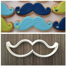 Formine Baffi Formina Biscotti E Pasta Di Zucchero Cookie Cutter Pdz 11 Cm