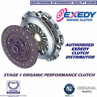 FOR MITSUBISHI LANCER EVO 4 5 6 EXEDY RACING ORGANIC PERFORMANCE CLUTCH KIT