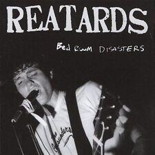 Bedroom Disasters; The Reatards 2004 CD, Garage Punk, Memphis, Oblivians, Empty