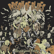 "Prison of Blues : Graveyard Party VINYL 12"" Album (2017) ***NEW*** Amazing Value"
