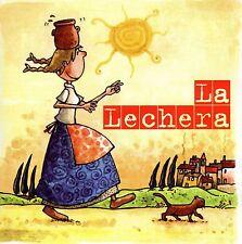 LA LECHERA CD CON 4 CUENTOS. ZORRA Y UVAS. LOBO Y CABRITAS. TRES PLUMAS. DIVUCSA