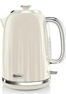 Brevile Impression Electric Kettle 1.7 L Cream
