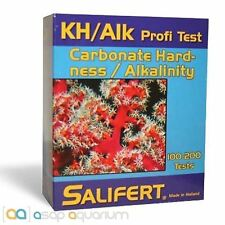 Salifert Test Kit KH Alk Carbonate Hardness Alkalinity FAST FREE USA SHIPPING