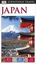 DK Eyewitness Travel Guide: Japan by DK Publishing (Paperback, 2015)
