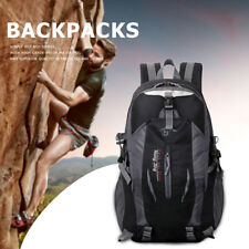 Men Women Backpack Outdoor Sports Bag Unisex Travel Mountain Hiking Camping Bags