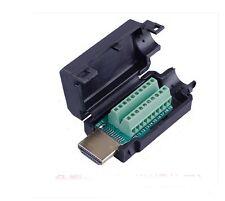 HDMI Adapter signals Terminal Breakout Plastic Cover DIY