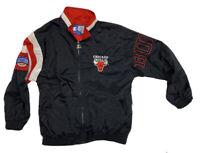 Vintage 90s Chicago Bulls Starter Full Zip Jacket Mens Size Large