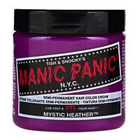 Mystic Heather Purple Manic Panic Vegan 4 Oz Hair Dye Color