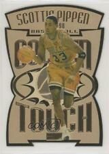 1997-98 Skybox Premium Golden Touch Scottie Pippen #14GT HOF